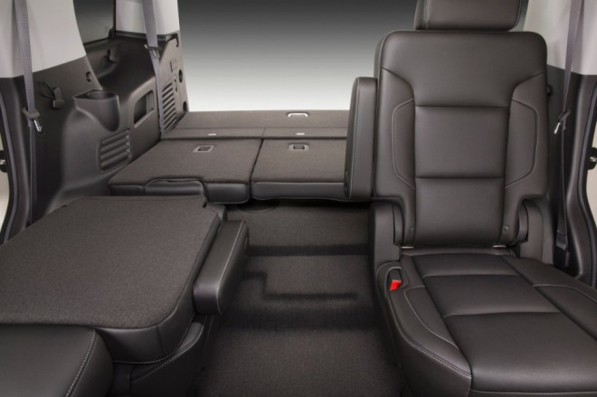 2016 Chevy Tahoe Rear Seats The News Wheel