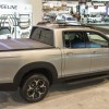 2017 Honda Ridgeline with Genuine Honda Accessories | The News Wheel