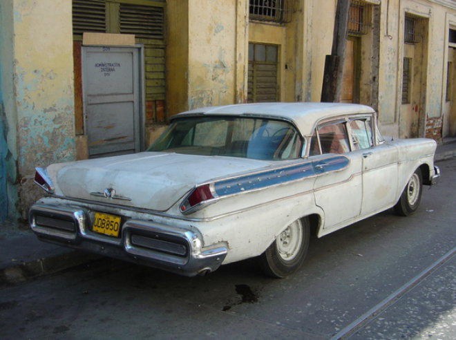 Cuban Classic Car Rear Wings The News Wheel