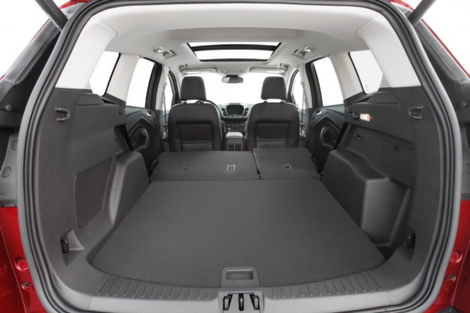 2017 Ford Escape Cargo Space The News Wheel