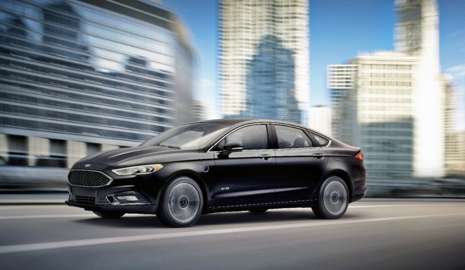 EPA Estimates 610-Mile Combined Range for 2017 Ford Fusion Energi
