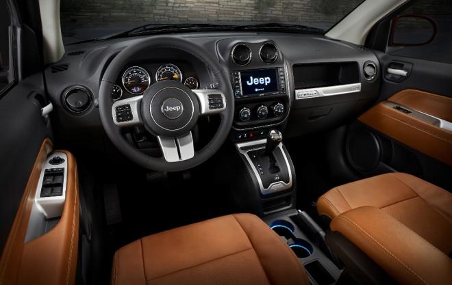 2017 Jeep Compass Interior | The News Wheel
