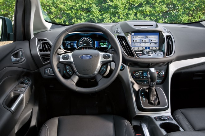 2017 ford c max overview the news wheel. Black Bedroom Furniture Sets. Home Design Ideas