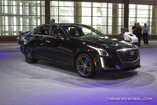 turbo cadillac review twin vsport rear cts