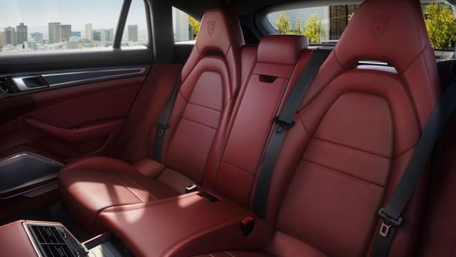 Panamera Turbo Sport Turismo Rear Seats The News Wheel - Sports cars with back seats