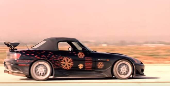 honda s2000 fast and furious | The News Wheel