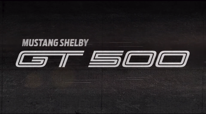 2019 ford mustang shelby gt500 logo | the news wheel