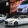 2018 Hyundai Sonata Hybrid Plug In Sedan Reveal Debut At Chicago