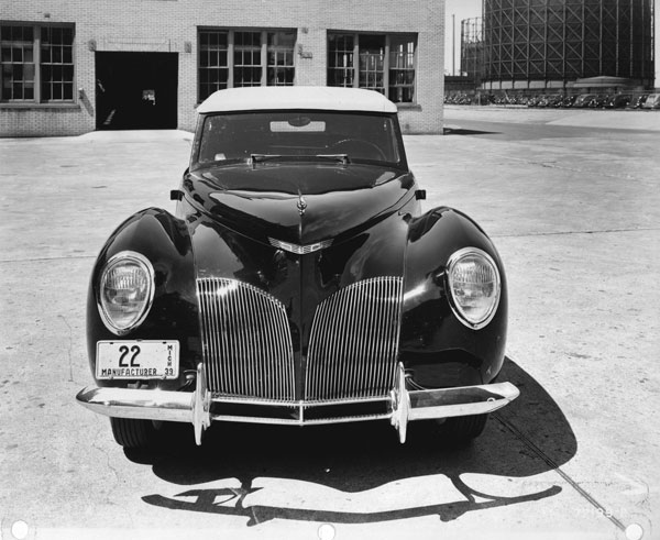 The early years of the lincoln motor company the news wheel for Lincoln motor company news