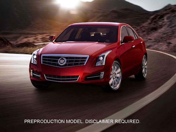 2013 cadillac ats offers lots of high technology the news wheel. Cars Review. Best American Auto & Cars Review