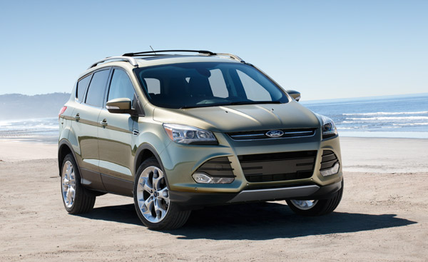 Ford Escape's Recycled Fabric