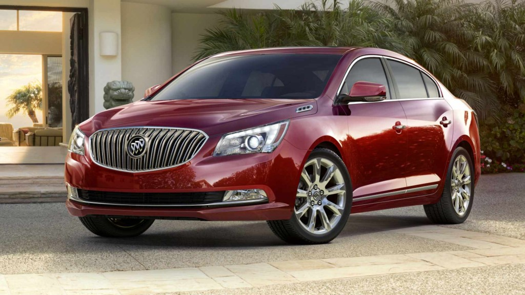 Buick LaCrosse History