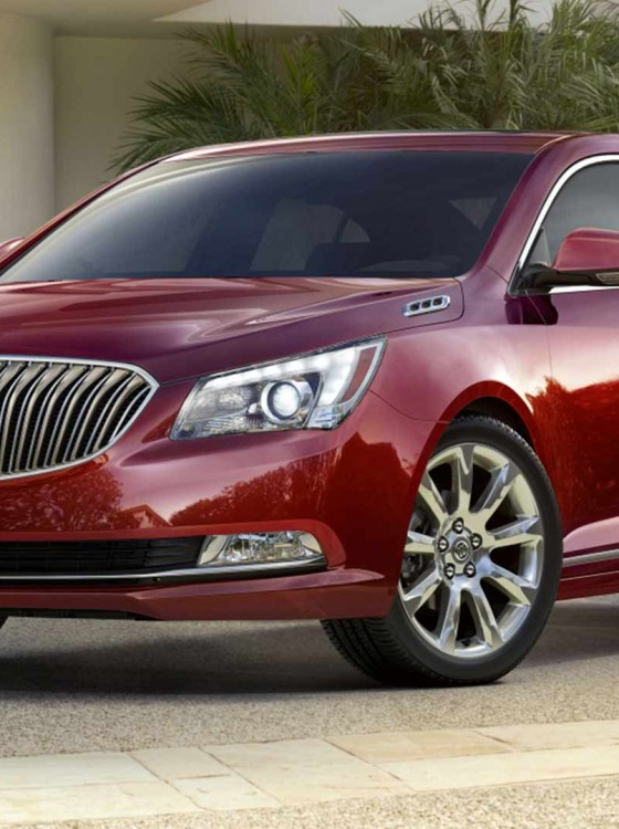 Buick Prices 2014 LaCrosse, Details Available Options ...