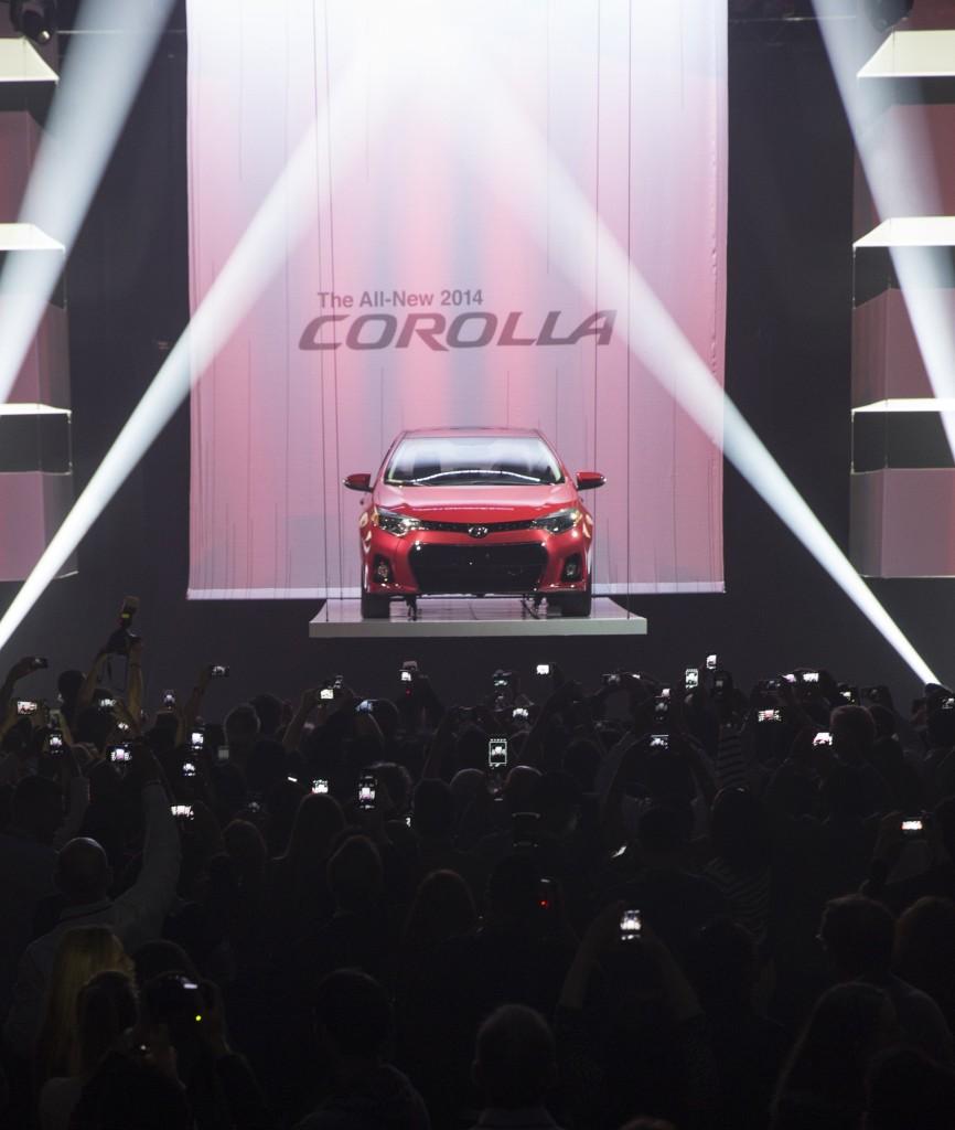 All-New 2014 Corolla