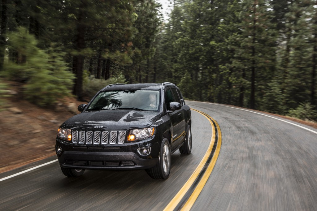 2014 Jeep Compass Limited - Chrysler Group April Sales