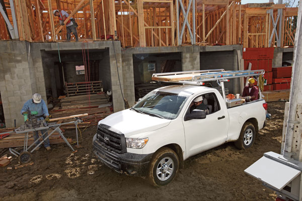 Toyota Tundra, Tacoma Rank as Best Truck for the Working ...