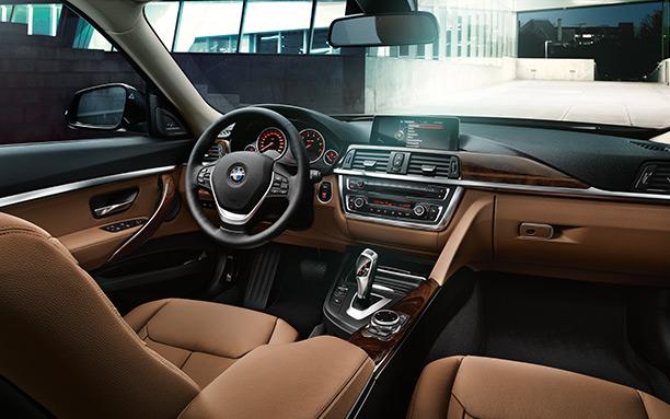 BMW M3 GT interior