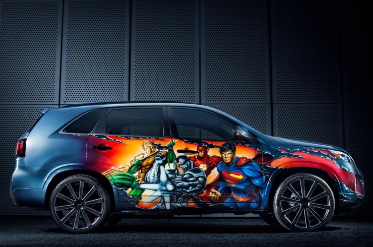 Justice League Sorento