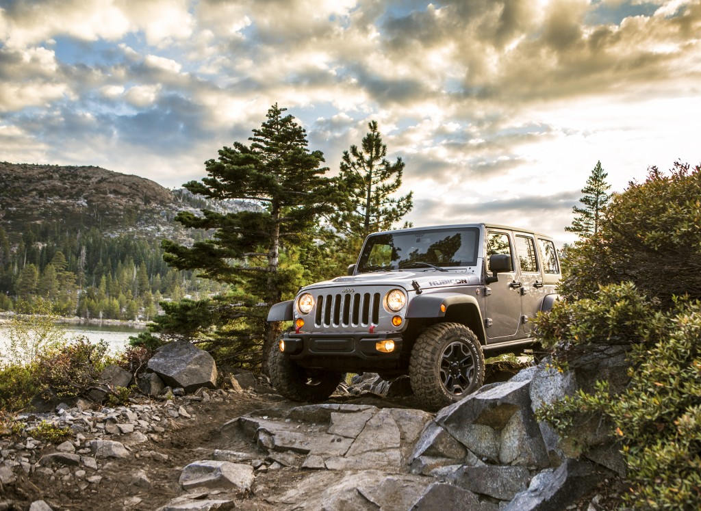 Next-Generation Jeep Wrangler
