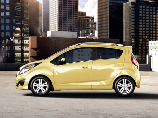 5 reasons to drive the chevy spark