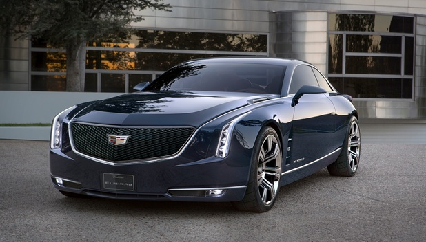 Cadillac Elmiraj | 2016 Cadillac CT6 Debut Set for New York International Auto Show