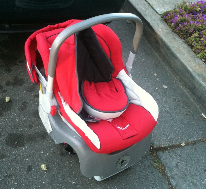 Expiration date on car seats
