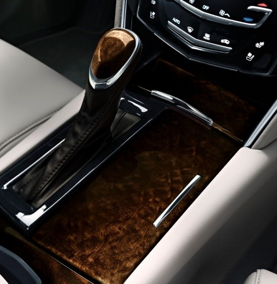 2013 Cadillac Xts Interior: Cadillac XTS Offers Wide Variety Of Wood Trim To Enhance