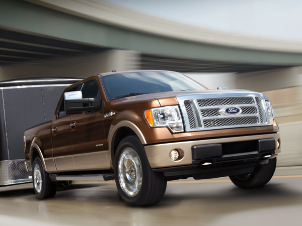 Ford F-150 Hammer Down Sweepstakes