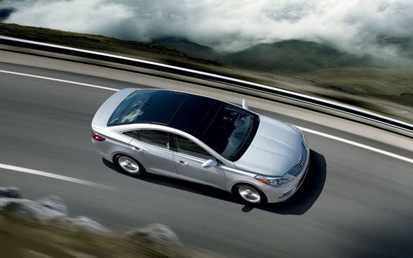 full-size sedan challenge