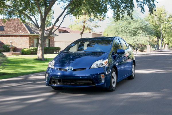 Fuel Economy in Next Prius