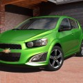 10 Best Back-to-School Cars List: Chevy Sonic