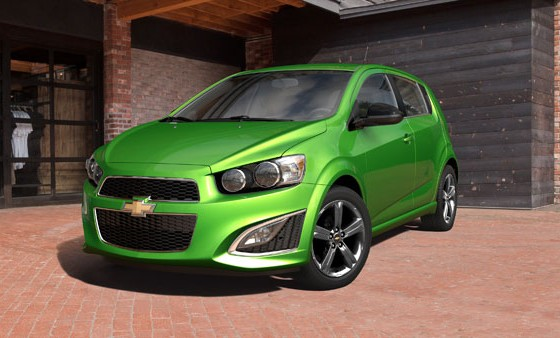 List Of American Cars: Chevy Sonic Only American-Made Car On 10 Best Back-to