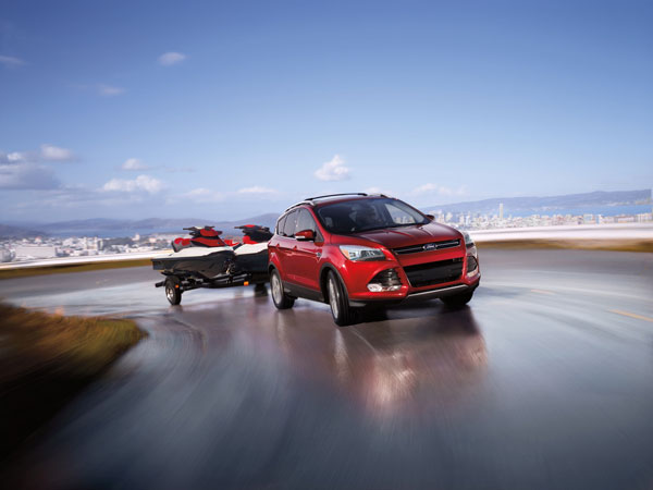 2014 Ford Escape Ford Quick Lane Escape Sweepstakes