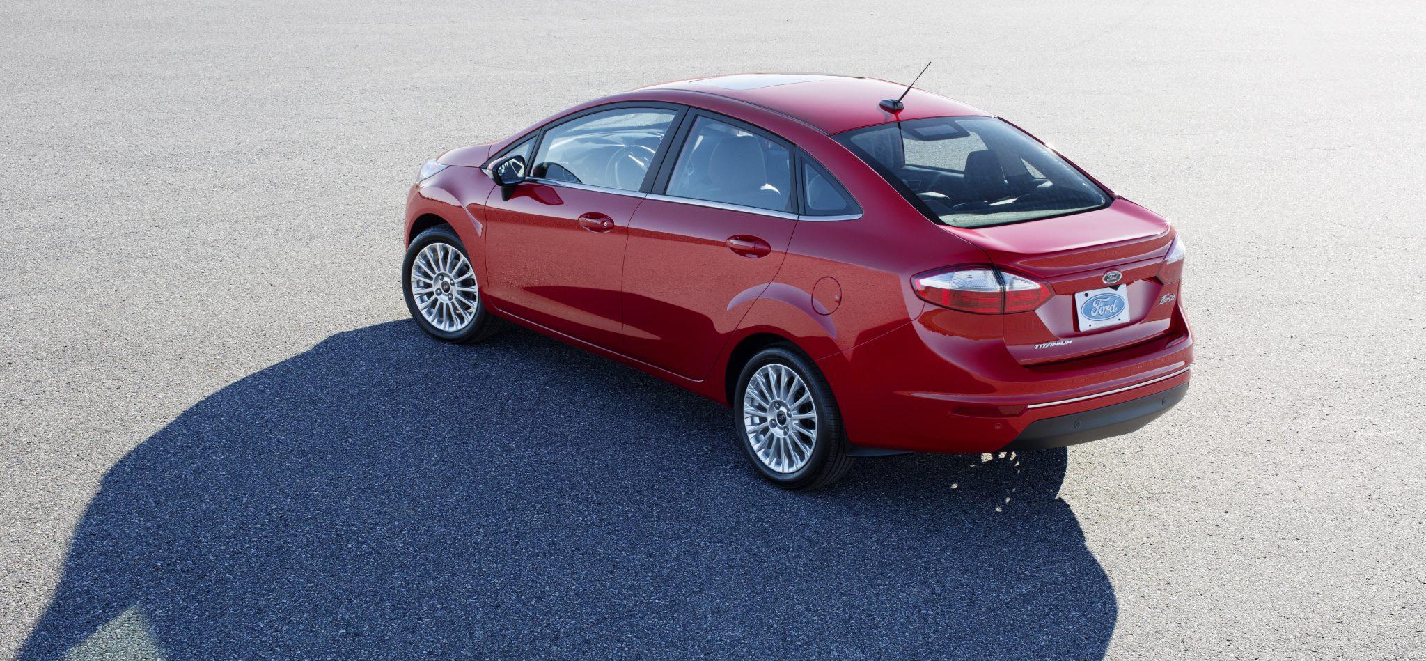 Most Fuel-Efficient Ford Models