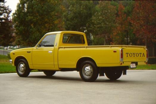 1972-1974 Toyota Hilux