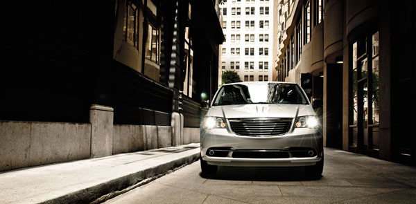 """Chrysler on """"Road to Greatness"""""""