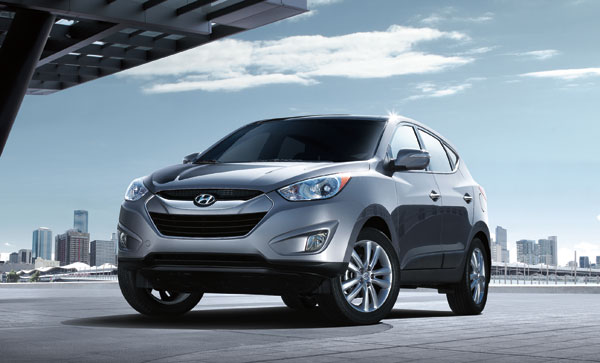 Hyundai Tucson new engine delivers awesome power