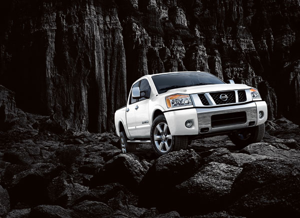 Low-cost Fleet Nissan Titan
