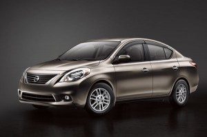 Nissan versa named best family car