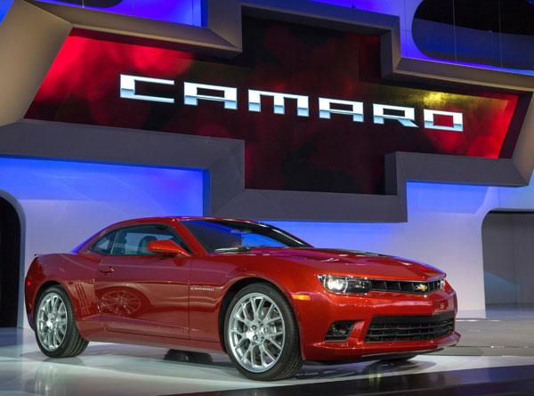 win a 2014 Camaro SS