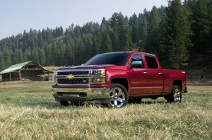 2014 Chevrolet Silverado- Deer Camp Sweepstakes