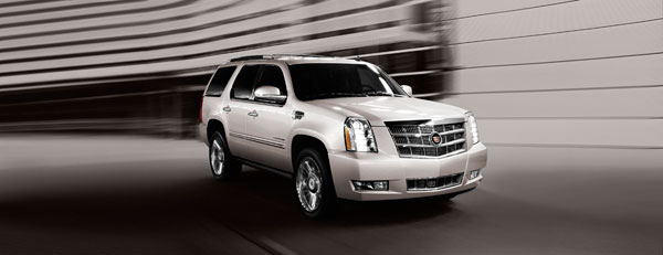Escalade May Name Other Vehicles