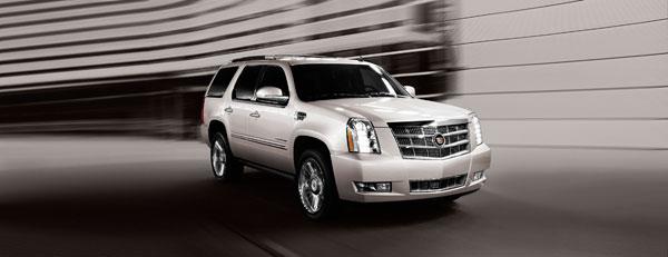Cadillac Escalade History