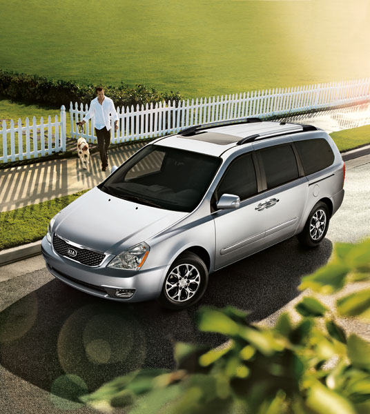 2014 Kia Sedona Camshaft: 2014 Kia Sedona Promises To Be A Valuable Find For New Owners