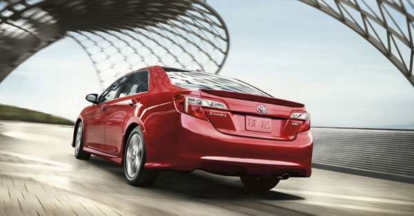 2014 Toyota Camry - Camry Thrill Ride