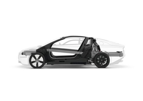 Volkswagen XL1 Photos  The News Wheel