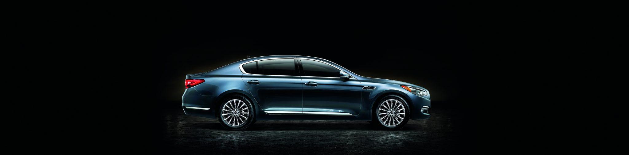 K900 is Kia's flagship luxury sedan