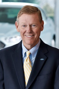 Ford CEO, Alan Mulally