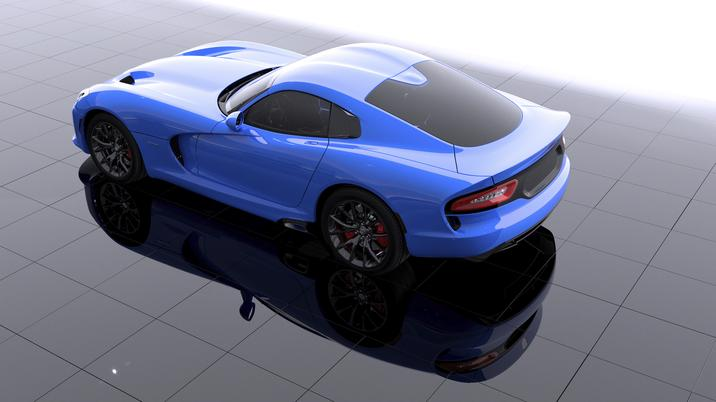 Name the SRT Viper Color