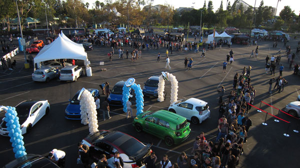 Scion night at Knott's Scary Farm